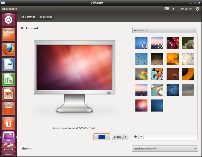 Openbsd Desktop Environment Unity Desktop Environment
